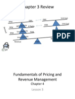 Chap4 Fundamentals of Pricing and Revenue Management