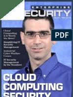 Cloud Computing Security Enterprise IT Security 01 2011