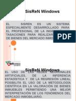 Presentación SisRen Medellín Nueva PPT