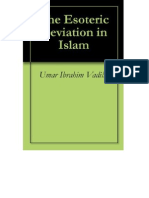 The Esoteric Deviation in Islam