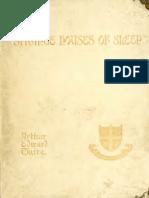 A. E. Waite,  Strange Houses of Sleep