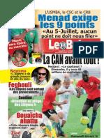 LE BUTEUR PDF du 14//10/2012