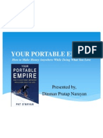 Your Portable Empire book review