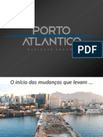 PORTO MARAVILHA pela Odebrecht - Empreendimento  PORTO ATLÂNTICO - e-mail