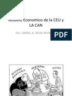 Modelo Economico de La CEU y LA CAN