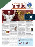 EL AMIGO DE LA FAMILIA - DOMINGO 14 DE OCTUBRE DE 2012