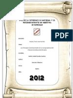 Los Principios Constitucionales en La Jurisprudencia Del Tribunal Constitucional Peruano