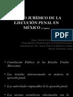 MARCO JURÍDICO DE LA EJECUCIÓN PENAL EN MÉXICO