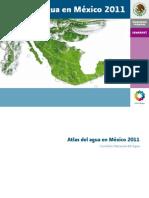 Atlas del agua en México 2011