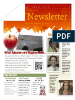 SNMS.newsletter October