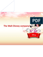 The Walt Disney Company!