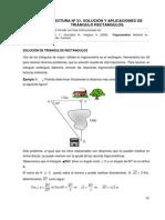 U6 Trigonometr_a - Lec31 - Aplicaciones