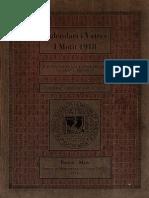 Kalendari i Vatres i motit 1918 - Fan Noli; Vatra (1918)
