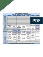 AWG Ice Schedule Oct-Dec 2012