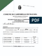 Scioglimento c c Per Infiltrazioni Mafiose Nomina Opposizione Al Precetto Della Commissione Straordinaria Comune Campobello-di-mazara2