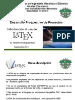 Latex Basic o 01