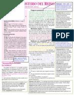 MINISTERIO DEL REINO DICIEMBRE 2012 - PREPARACION