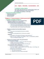 Notes on Kingdon, J (1995) Agendas, Alternatives, And Public Policies