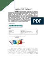 OXDIDATION CATALIC