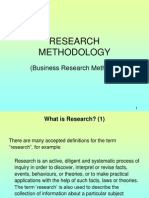 1. Research Methodology