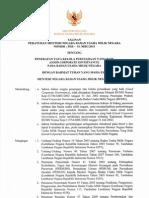 Peraturan Menteri BUMN No. PER-01-MBU-2011