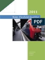 Flexfield Qualifier - Note