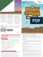 Animal Crossing City Folk Manual