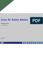 Linux+Solaris