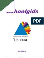 schoolgids 2012-2014