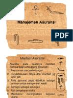 Manajemen Asuransi