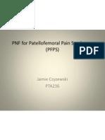 PT for PFD