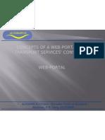 Web Portal Concepts