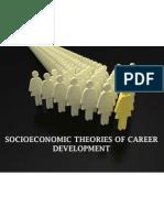 Socioeconomic Theories of Career Development