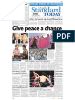 Manila Standard Today - Monday (October 15, 2012) Issue