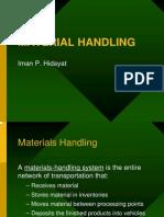 022609 Material Handling