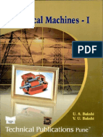 Electrical Machines-i by u.a.bakshi,V.u.bakshi