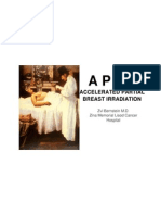 Accelerated Partial Breast Irradiation