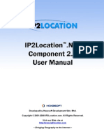 IP2Location GEO IP Location .NET Component