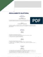 Regulamento Eleitoral