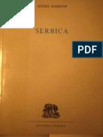 Jernej Kopitar - SERBICA