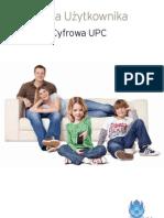 Upc Telewizja Cyfrowa Instrukcja Uzytkownika