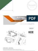 Despiece Keeway KEE 110 CC