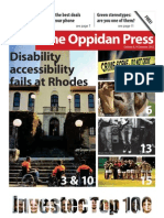 The Oppidan Press Edition 8 2012 (Top 100)