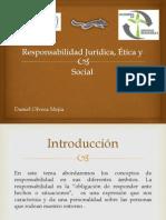 1.4 Responsabilidad Juridica, Etica y Social