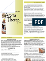 AromaTherapy Booklet