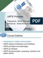 UMTS Material (LT)