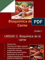 Bioquimica de La Carne