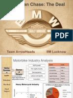 The Deal 2012 IIML ArrowHeads