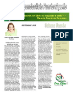 Periódico PIP Sabana Grande Edición