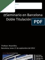 RICARD BRU Barcelona y Modernismo[1]